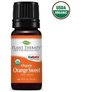 Organic Orange Sweet